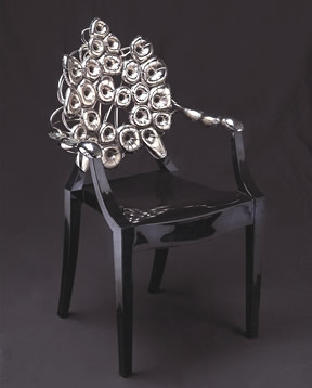 chair by Lionel Dean